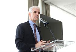 Pulitzer Prize Winner Ellis Henican served as Keynote Speaker at Global Housing Foundation's United Nations Convocation Which Was Focused on Innovative Affordable Housing Ideas