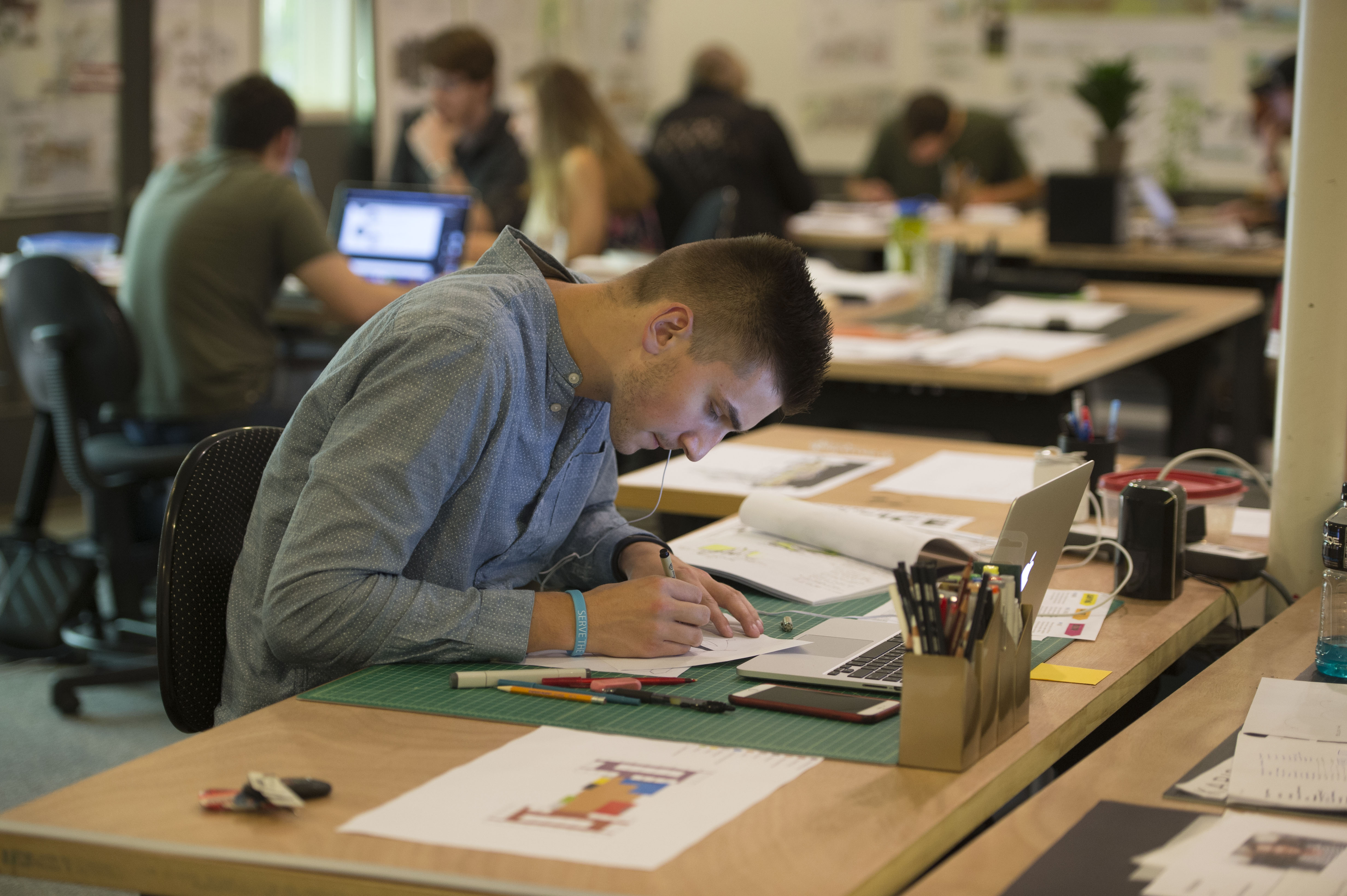 Small university big results for creative program ein news for Industrial design news