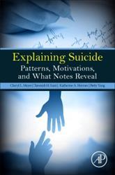 Elsevier, books, suicide, psychology, clinical psychology, motivation, risk factors,