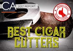 2017 CA Report: Best Cigar Cutters - Readers' Choice
