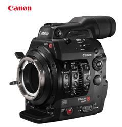 Canon EOS C300 Mark II PL Lens Mount