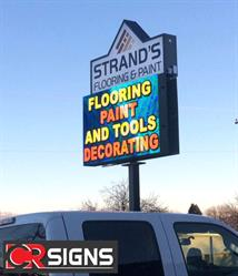 Business LED Sign