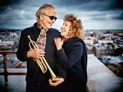 Herb and Lani Alpert, photo credit: Dewey Nicks
