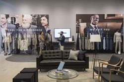 INDOCHINO's Toronto Showroom in Yorkdale Shopping Centre