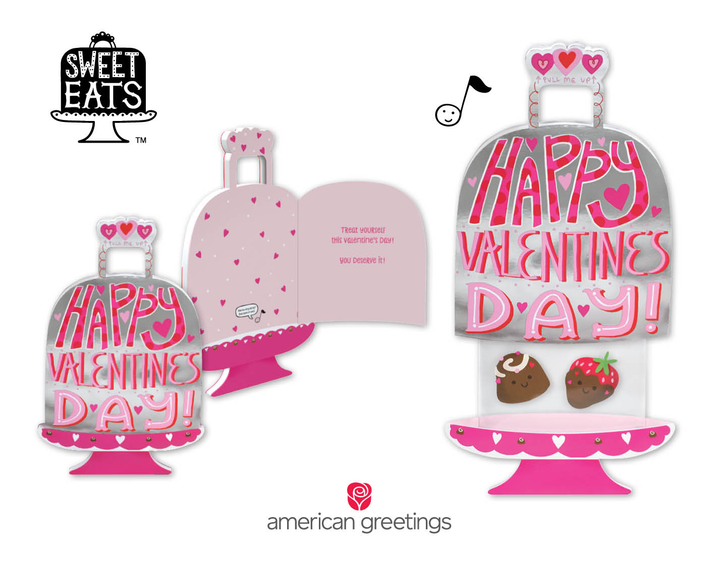 Make Their Valentine's Day Delicious with New Sweet Eats ...