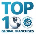 2017 Top 100 Global Franchises Logo