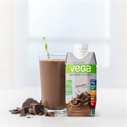 Vega Protein+ Shake in Chocolate