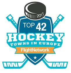 42 of Europe's most Iconic Hockey Towns