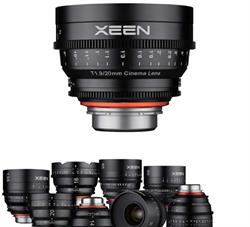 Xeen 20mm T1.9
