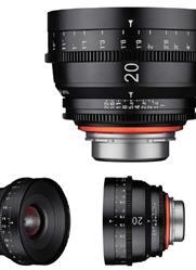 Xeen 20mm Cinema Lens