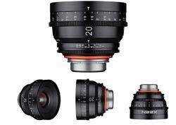 Xeen 20mm T1.9 Lens