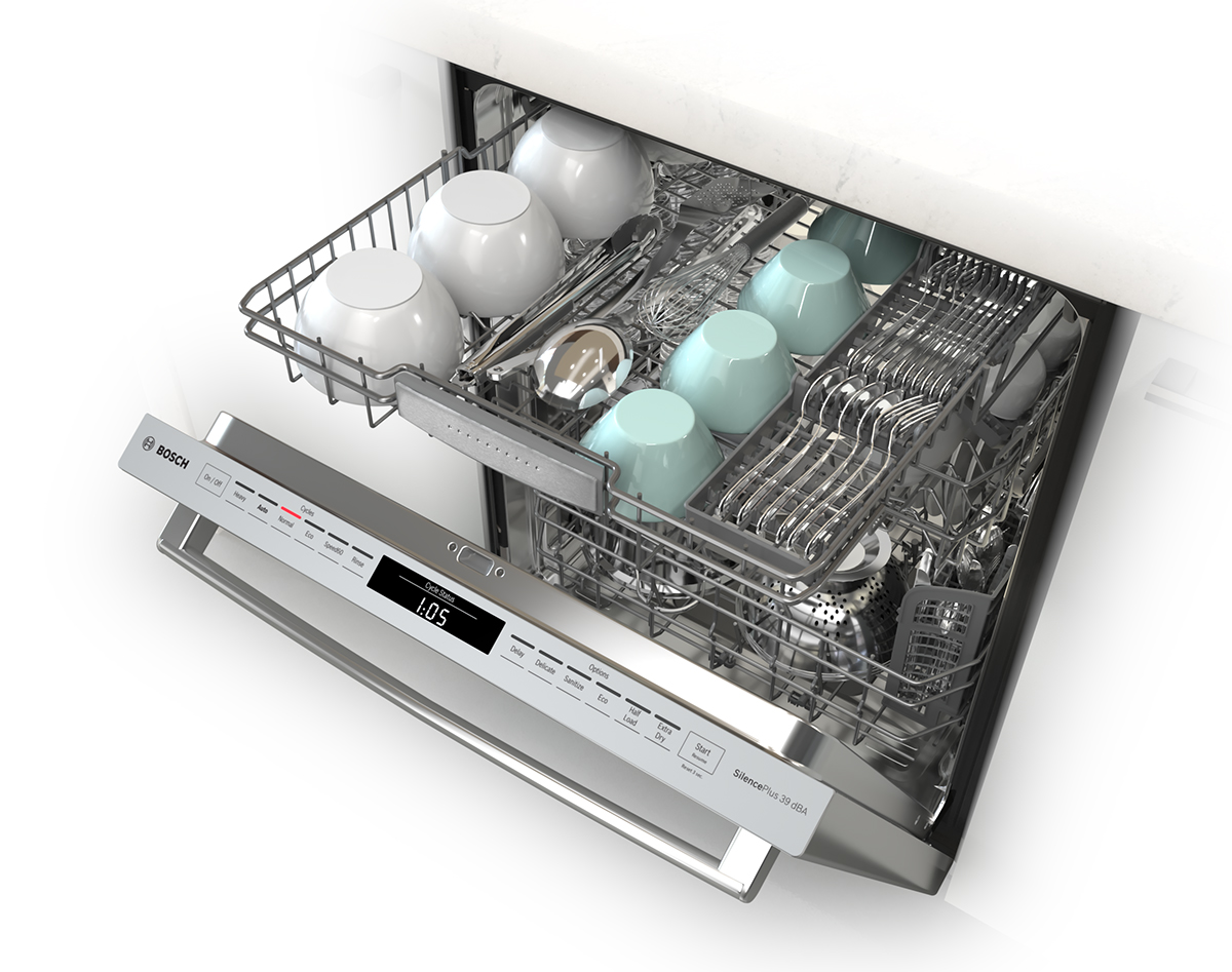 Bosch Home Appliances Re Imagines Kitchen Cleanup With New