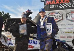 Yamaha's Cody Miller YXZ1000R SS