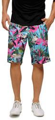Pink Flamingos Men's Short