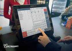 Petrosoft's SmartPOS Fuel Transaction Interface