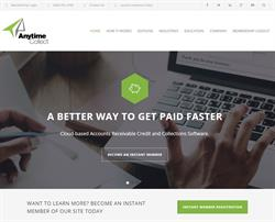 Anytime Collect Website