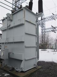 General Electric 3Ph 115,000-139,000 Y Transformer 22,400 Kva Sub Station Air Cooled