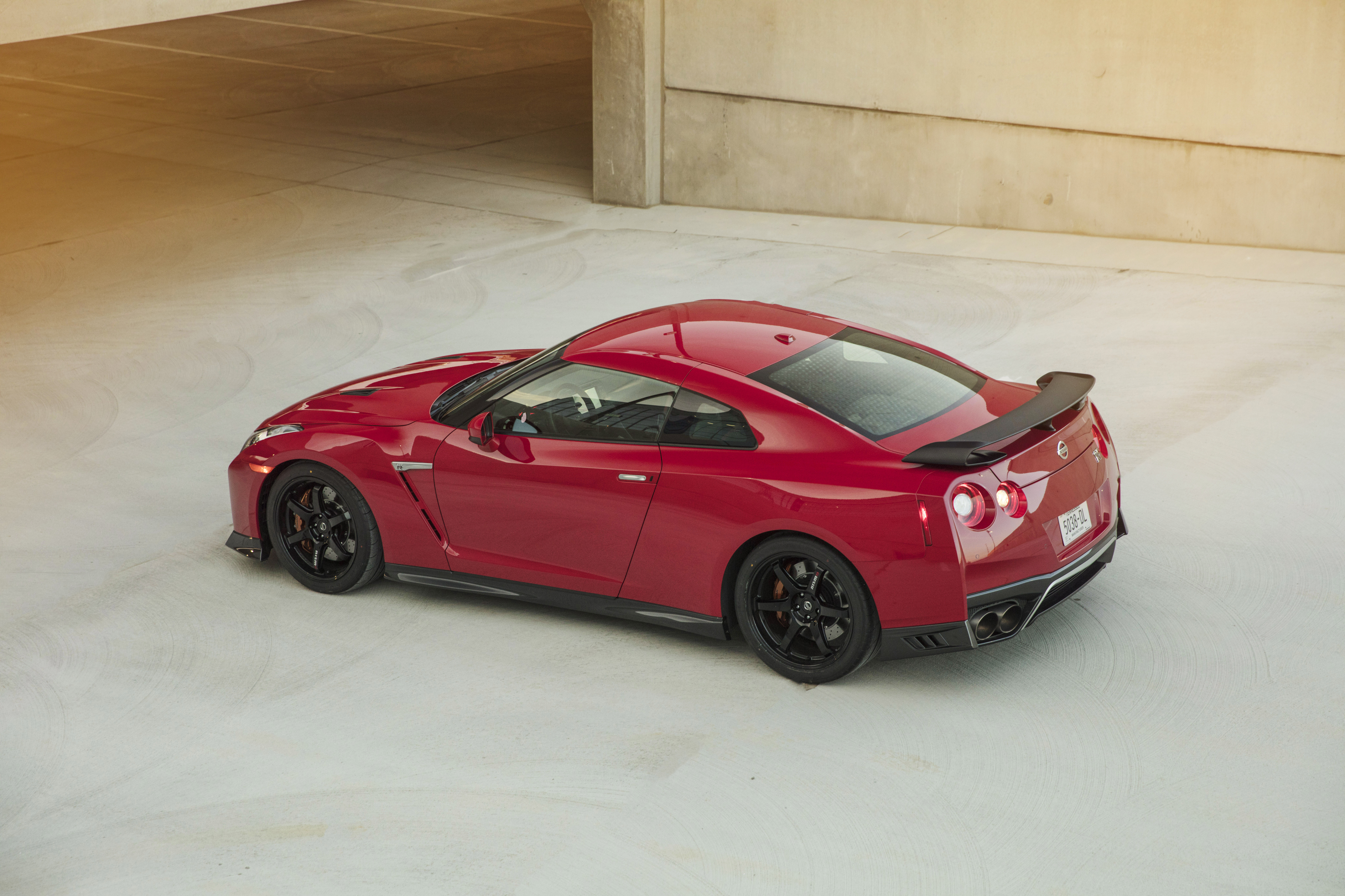 nissan gt r track edition set for u s debut at 2017 new. Black Bedroom Furniture Sets. Home Design Ideas
