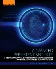 Elsevier, books, information analytics, information security, cyberwarfare, network design
