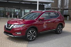 "Nissan ""Rogue Trip"" teams set sights on 2017 New York International Auto Show for charities of choic"