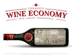 Canada's Wine Economy. Ripe, Robust, Remarkable.