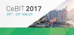 Hexagon Geospatial and Huawei are temaing up at CeBIT 2017 in Hannover, Germany
