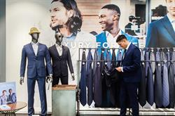INDOCHINO Opens Edmonton Showroom
