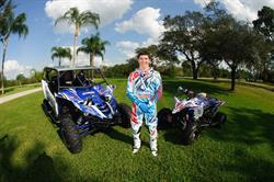 Walker Fowler, Yamaha