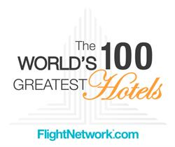 The World's 100 Greatest Hotels