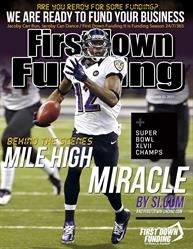 First Down Funding and Jacoby Jones