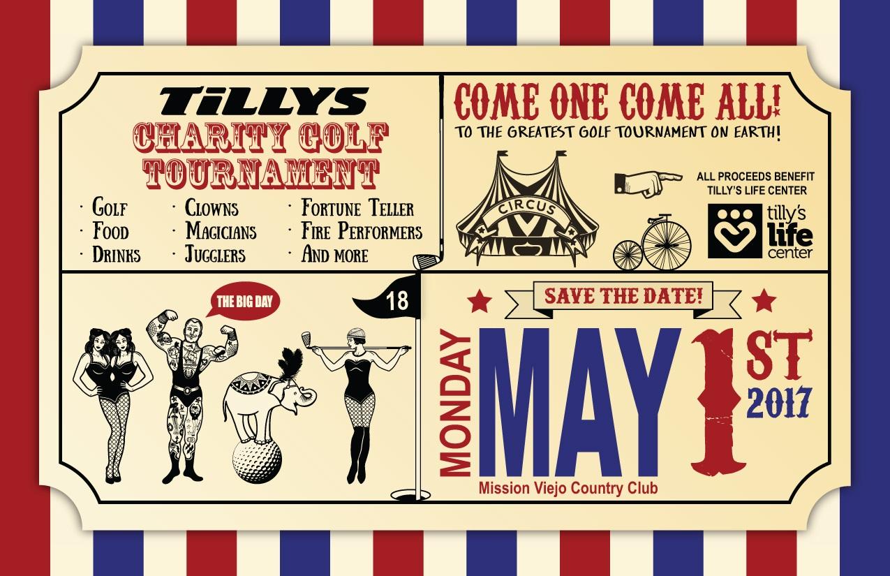 TILLYS 10th Charity Go...
