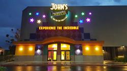 John's Incredible Pizza Company Announces Grand Opening of its Newest Location in Northern California
