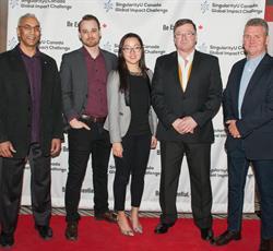 2017 Canada Global Impact Challenge Finalists