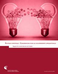 Politique scientifique : Considérations pour les gouvernements infranationaux