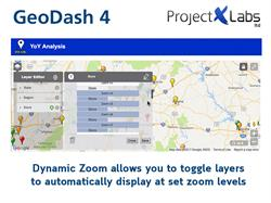GeoDash 4 Dynamic Zoom