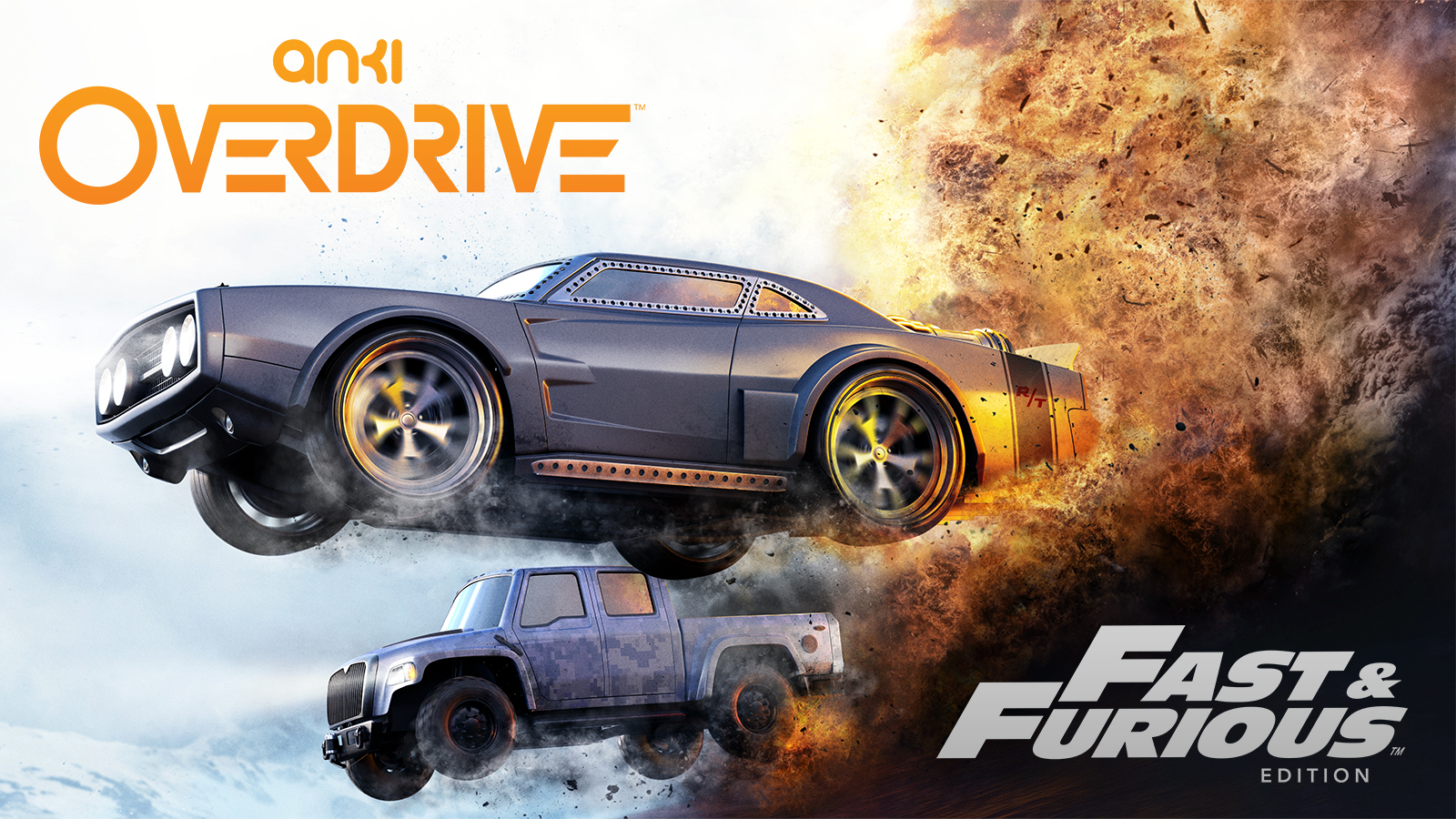 fast furious hits the track this september with anki overdrive fast furious edition. Black Bedroom Furniture Sets. Home Design Ideas