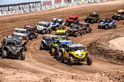 Yamaha YXZ1000R Lucas Oil Off-Road National Racing Series