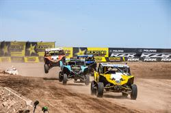 Lucas Oil Off-Road National Racing Series UTV Production Class Yamaha YXZ1000R