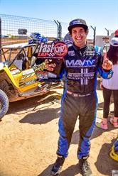 Brandon Arthur wins back to back rounds at Lucas Oil Off-Road National Racing Series