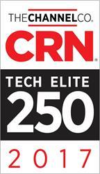 2017 CRN Tech Elite 250