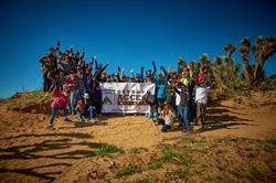 Yamaha Outdoor Access Initiative Employee Volunteer Event