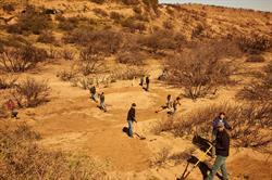 Yamaha Outdoor Access Initiative San Bernardino National Forest Rehabilitation