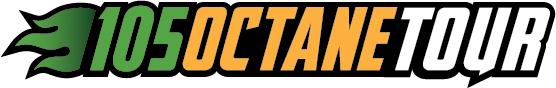 105 Octane Tour Logo