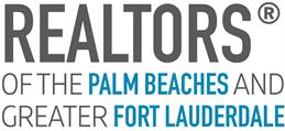 Realtors® of the Palm Beaches and Greater Fort Lauderdale