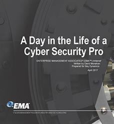 A Day in the Life of a Cyber Security Pro