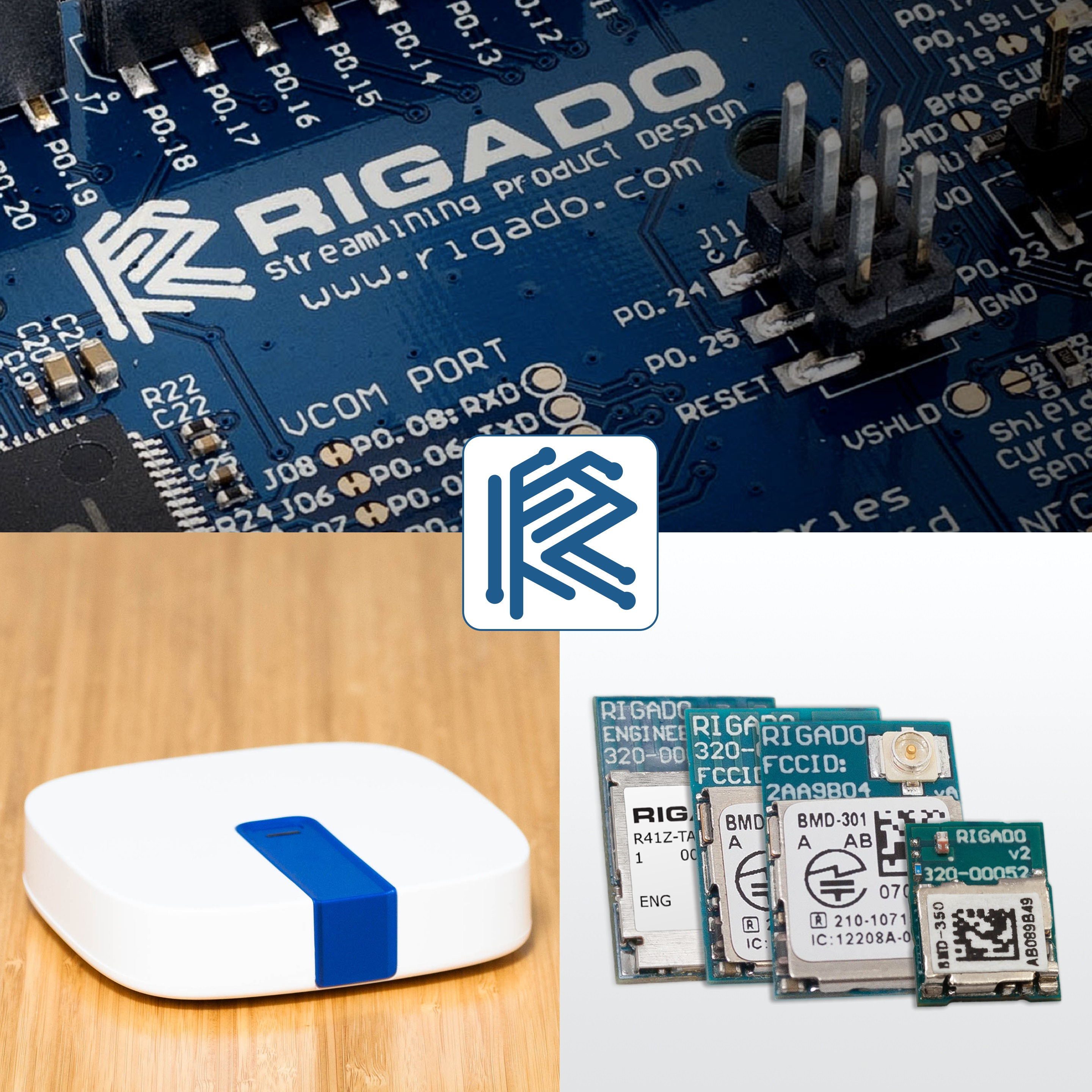 Rigado integrated wireless solutions