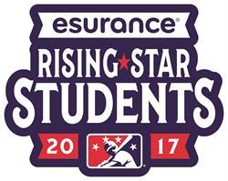 Esurance Rising Star Students logo