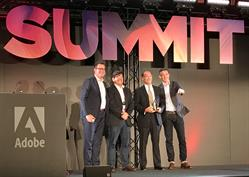Gigya Wins Adobe Exchange Partner of the Year EMEA Award for the Second Year in a Row