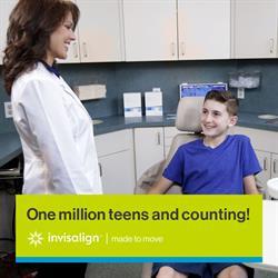 1 Millionth Invisalign Teen