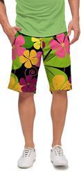 Big Poppies Men's Short